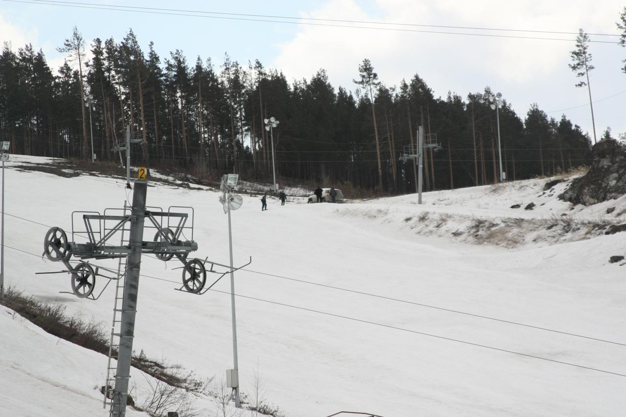 «Надеемся, будет холодно»: горнолыжки на Урале заработают в ближайшие выходные