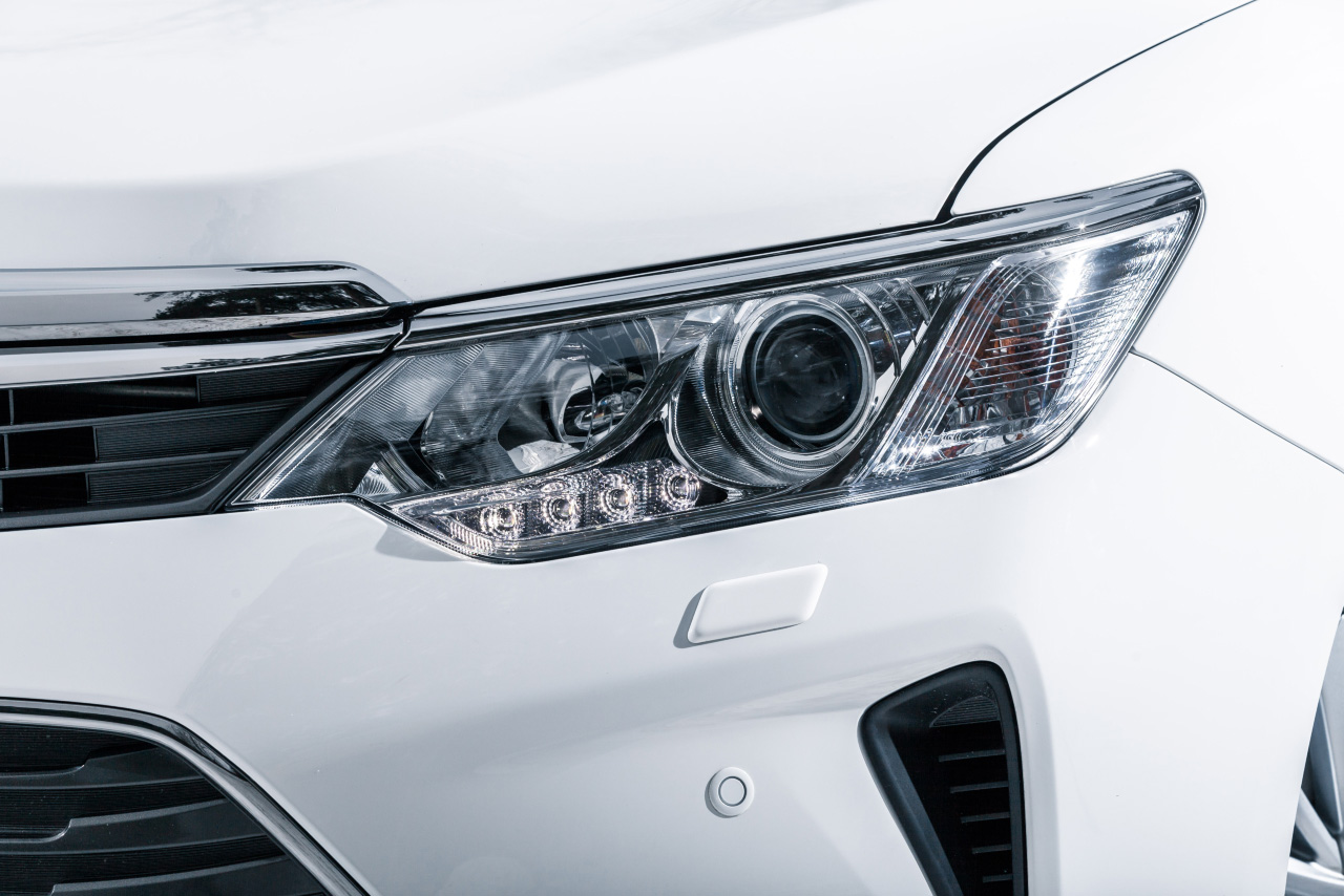 Аппаратчик: изучаем хай-тек в обновленной Toyota Camry