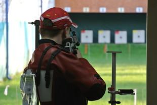 Екатеринбургский стрелок выиграл золото чемпионата России