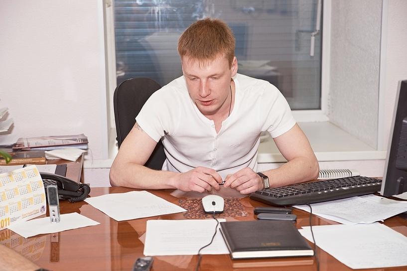 Егор Бычков: Хочется все сделать самому!