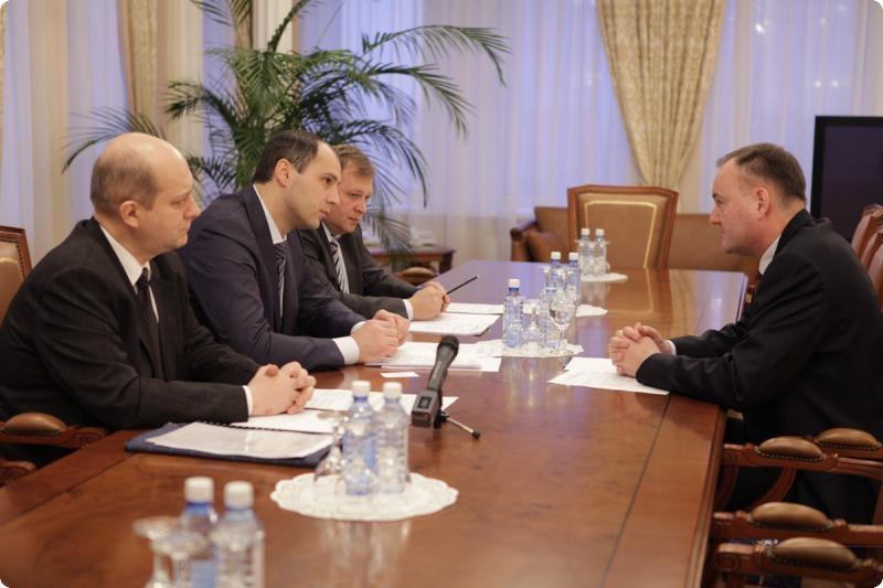 Чехия готова развивать на Среднем Урале промышленность и ЖКХ
