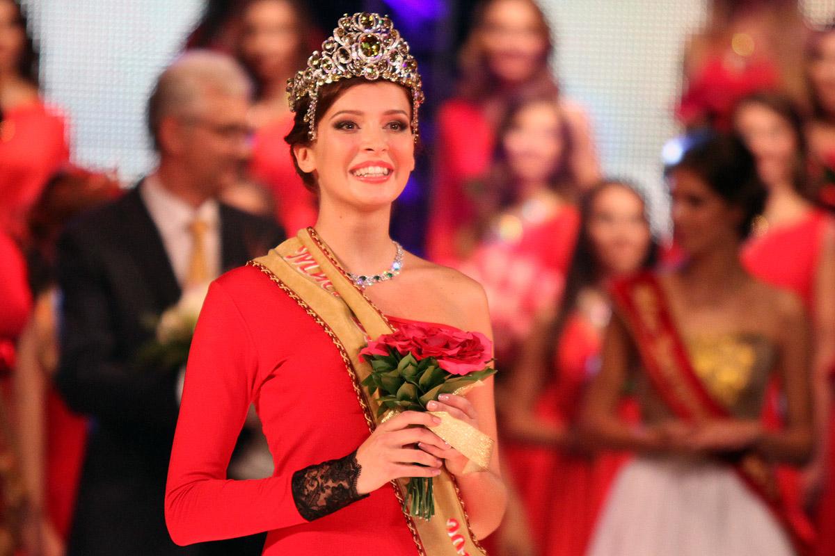 Мисс Екатеринбург — 2014 стала модель из Снежинска
