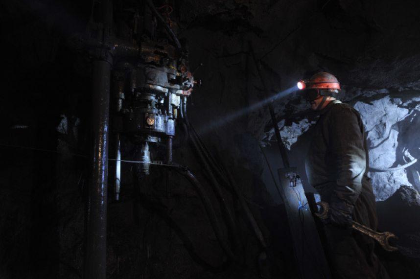 На шахте в Нижнем Тагиле произошло обрушение горной породы