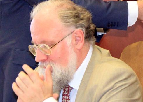 Чуров обещал не приводить в Свердловский избирком своего человека