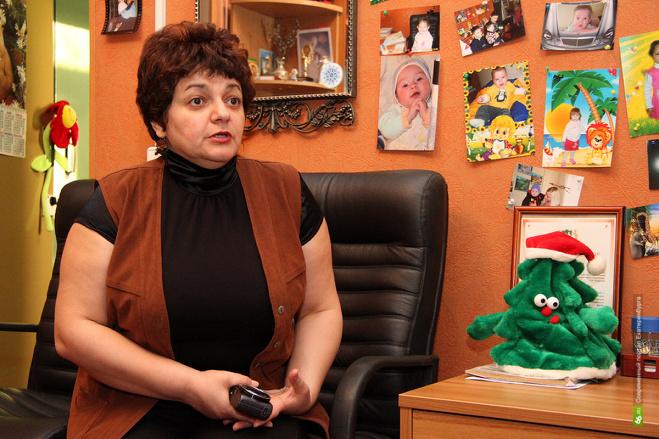 Лариса Лазарева, «Аистенок»: «С чего вы взяли, что женщины-монстры понесут детей в беби-боксы?»
