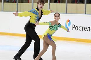 Юные екатеринбургские фигуристы завоевали две медали чемпионата мира