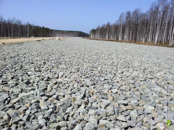 Администрация застолбила землю под строительство последней развязки ЕКАД