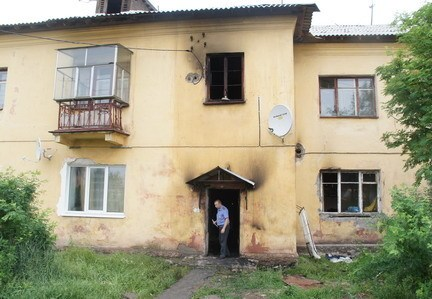 В поджоге дома в Нижнем Тагиле подозревают трех школьников