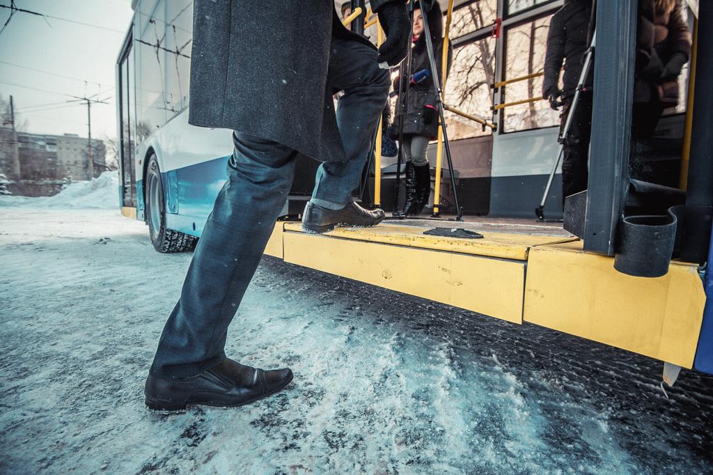 Первый низкопольный троллейбус будет ездить по Уралмашу