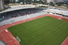 Поле-донор для Центрального стадиона появится через месяц