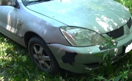 Задержан водитель, скрывшийся после ДТП на Ботанике
