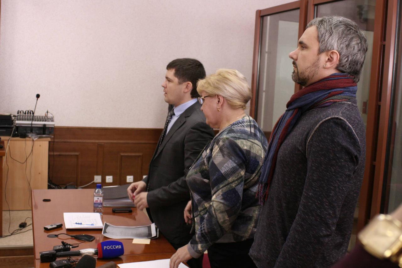 «Приговор должен быть отменен». Прокурор требует арестовать Лошагина в зале суда