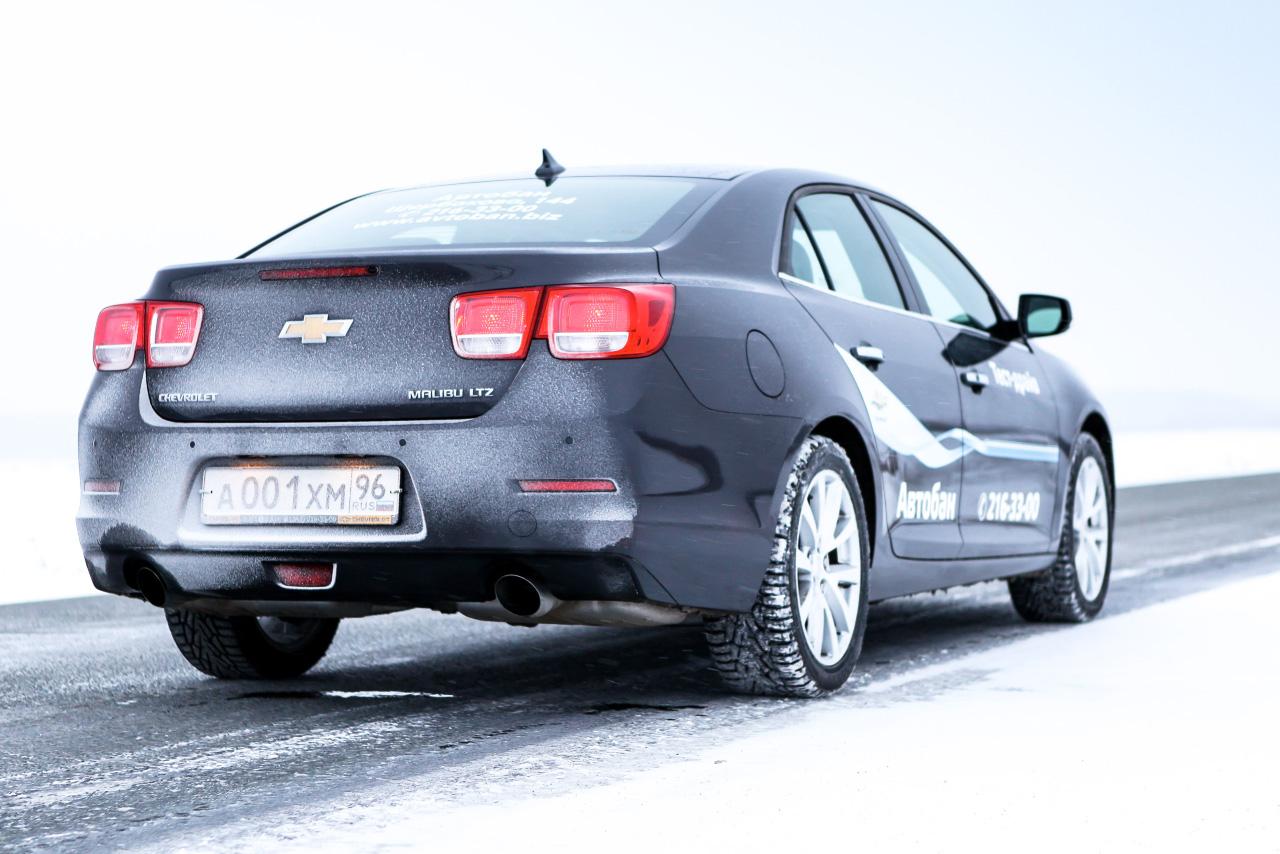 Chevrolet Malibu: «Эпике» на смену