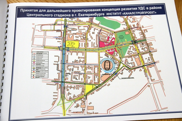 Парк у Вечного огня готовят к вырубке: продление Ленина до Татищева согласовали