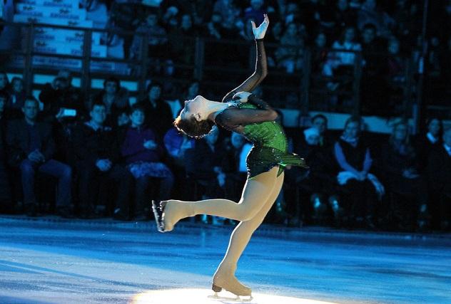 В декабре в Екатеринбурге впервые пройдет чемпионат России по фигурному катанию