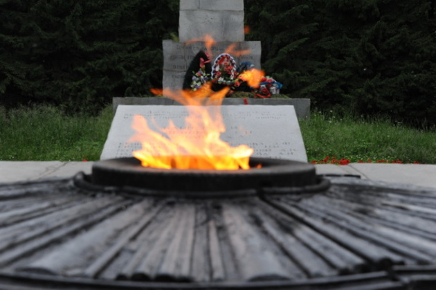 Екатеринбург зажжет «Свечу памяти» накануне 22 июня