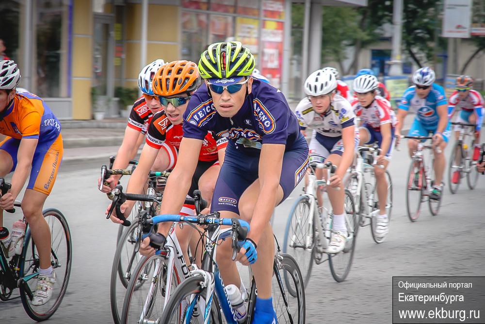 В велогонке «Критериум» победил представитель Ижевска