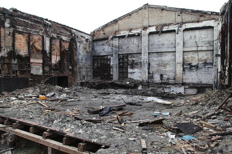 Развалившийся кинотеатр «Темп» попросили признать памятником