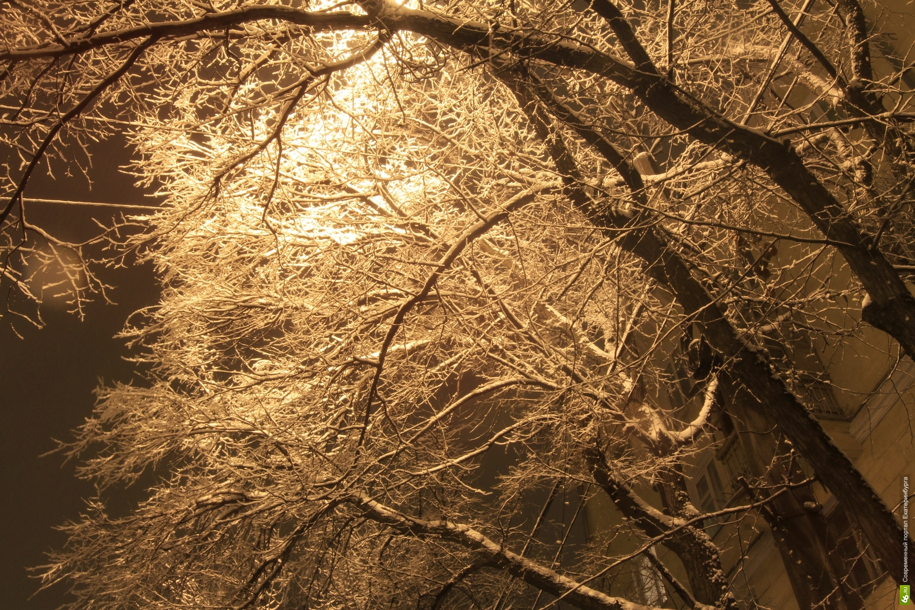 Первые весенние выходные в Екатеринбурге пройдут под снегом
