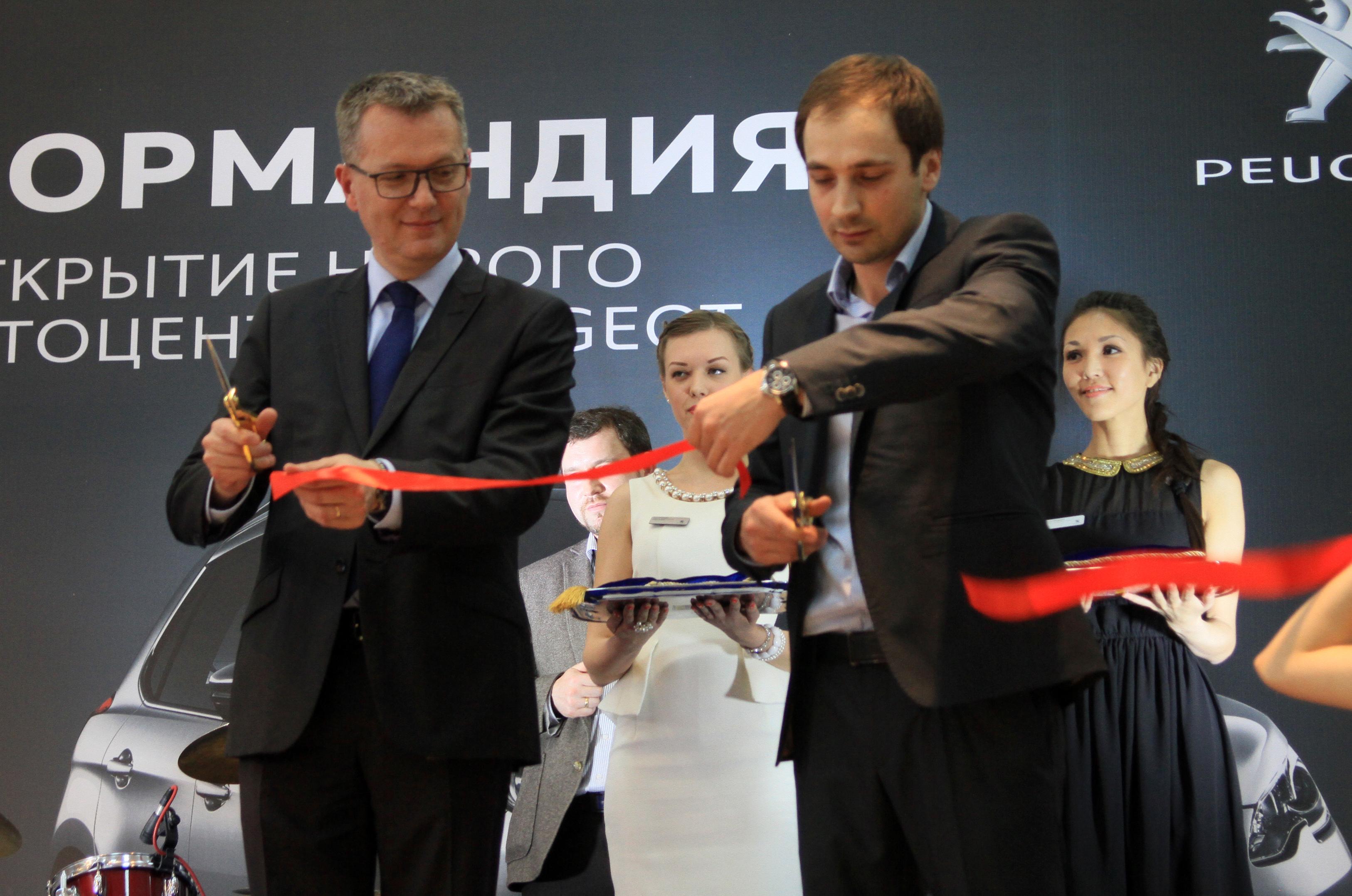 Фредерик Вюаран, директор Peugeot Rus: «Мы вынуждены повышать цены из-за курса евро»