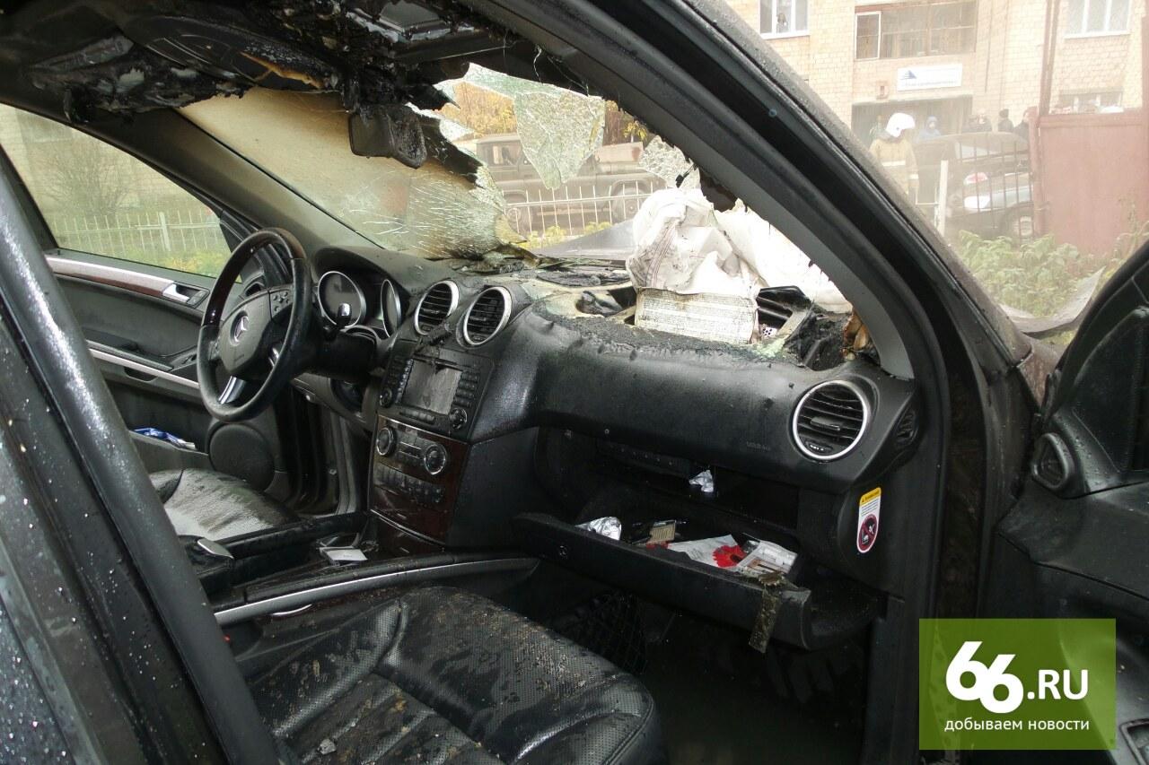 Спалил из мести: полиция поймала поджигателя машины директора УК «Ремстройкомплекс»
