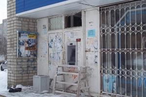 В Верхнем Тагиле грабители унесли из банкомата 2,3 млн рублей