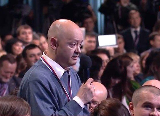 Диалог Путина с вятским журналистом о квасе стал музыкальным клипом