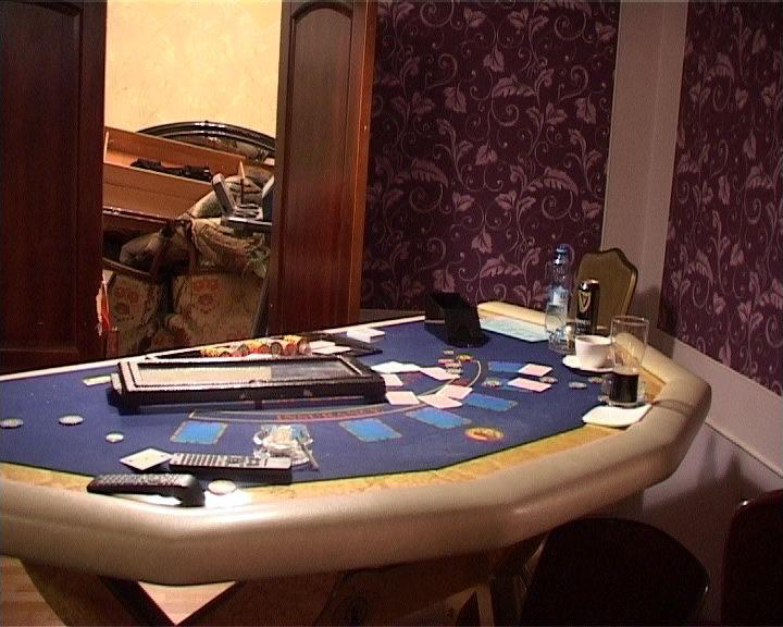 Полиция накрыла казино в цыганском поселке