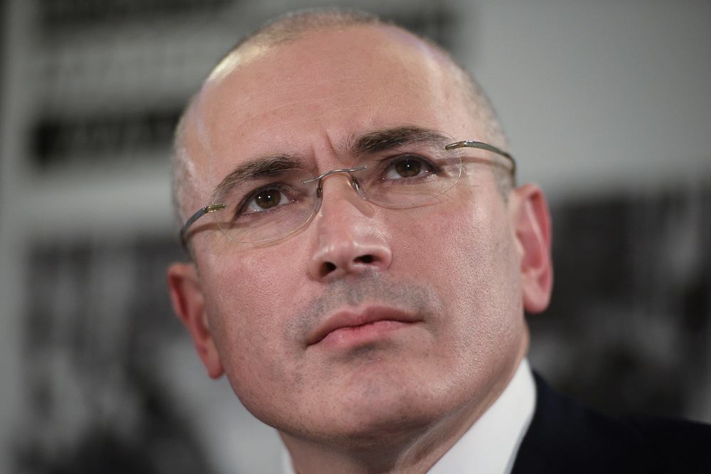 Михаил Ходорковский: Эра Путина подходит к концу