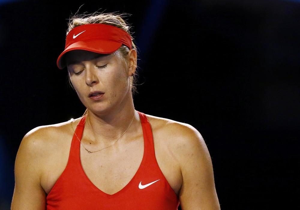 Теннисистка Мария Шарапова проиграла американке в финале Australian Open