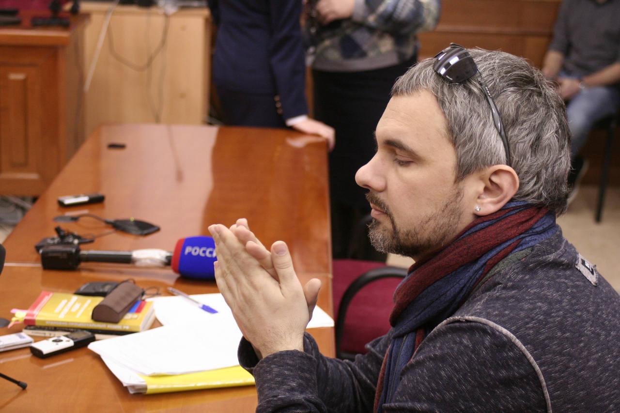«Виновным себя не считаю». Суд готов вынести решение по делу Дмитрия Лошагина