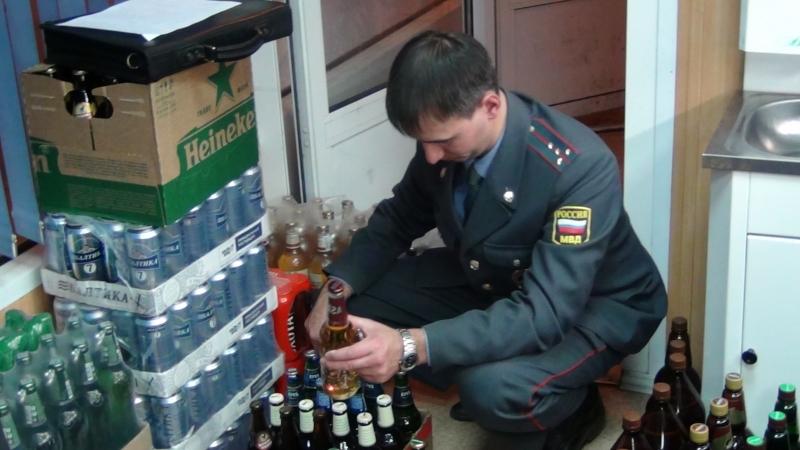 Полиция Екатеринбурга накрыла два фальшивых бистро на Пионерке