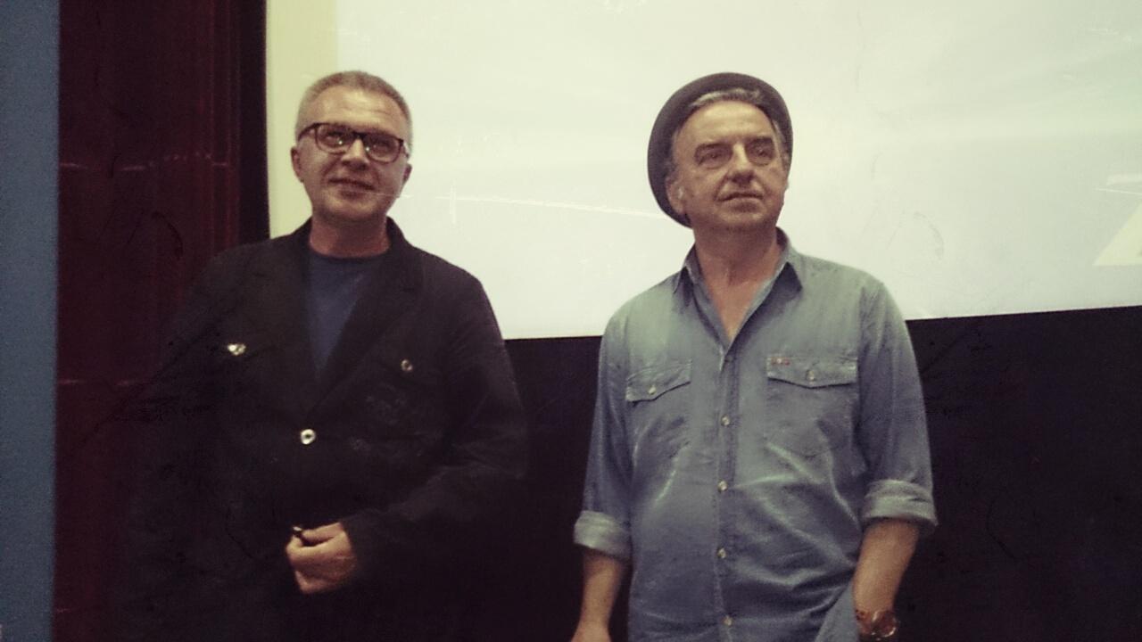Олег Ракович закончил трилогию о Свердловском рок-клубе фильмом «Вам бы там бы»