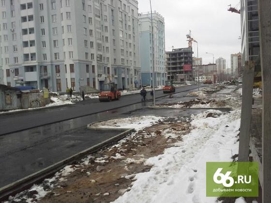 В декабре улицу Степана Разина второй год подряд откроют недоделанной