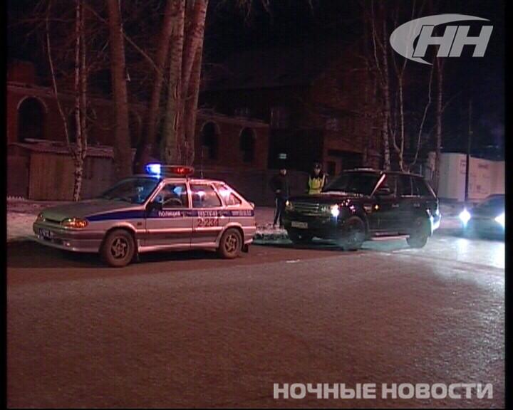 В Екатеринбурге ГИБДД гонялась за внедорожником помощника депутата