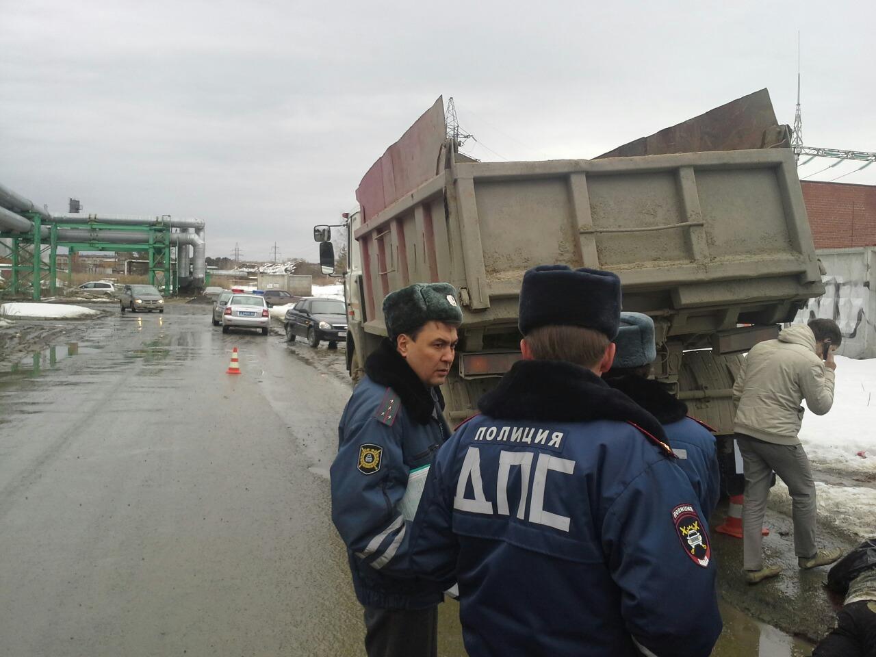 На Юго-Западе МАЗ насмерть сбил пешехода
