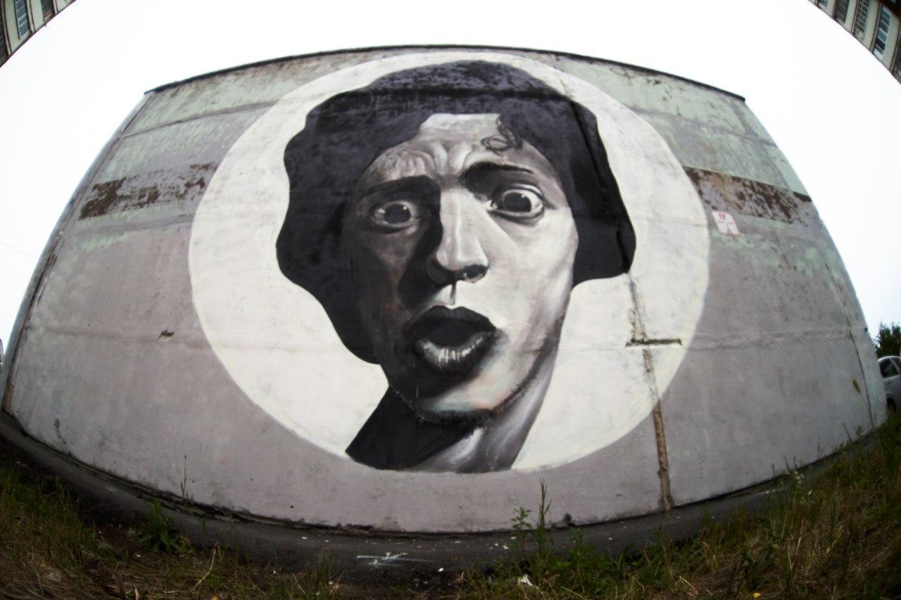 Арт-объекты Екатеринбурга вошли в мировую интернет-галерею уличного искусства от Google