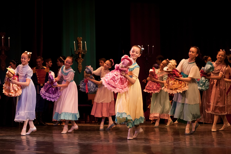 Вставайте на пуанты: екатеринбургский хореографический колледж начинает отбор