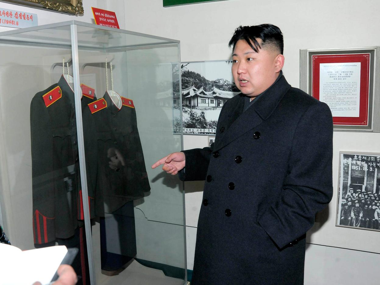 Ким Чем Ын заявил о готовности к ядерной войне с США
