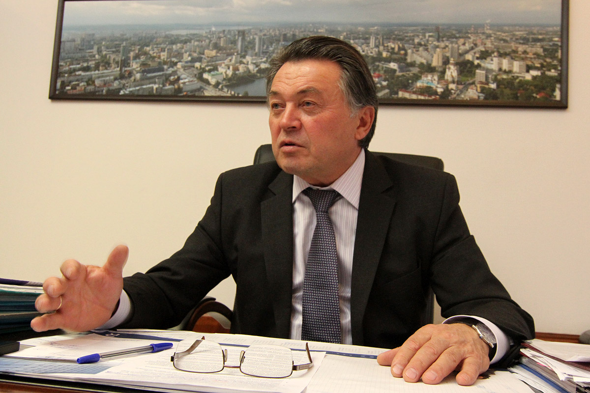 Михаил Вяткин: «Строители жилья ориентируются на мигрантов»