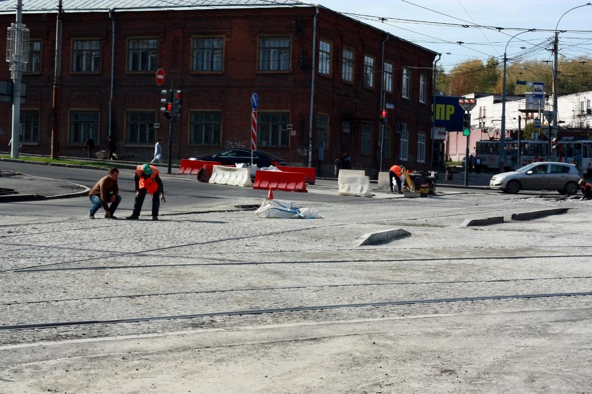До конца апреля Екатеринбург вычистят от вытаявшего мусора