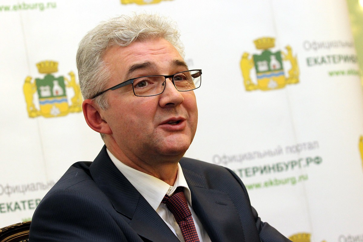 Александр Якоб подал документы на пост сити-менеджера