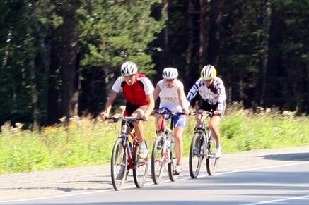 Екатеринбургские велосемьи попробуют выжить в лесу