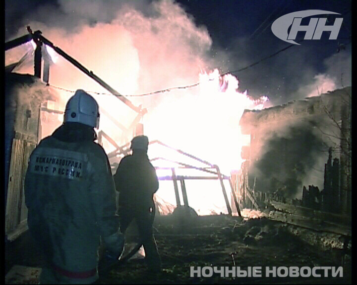 На пожаре в частном доме на ВИЗе погибли три человека