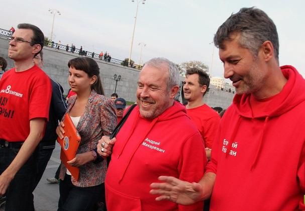 Евгений Ройзман ищет новую площадку для концерта Андрея Макаревича в Екатеринбурге