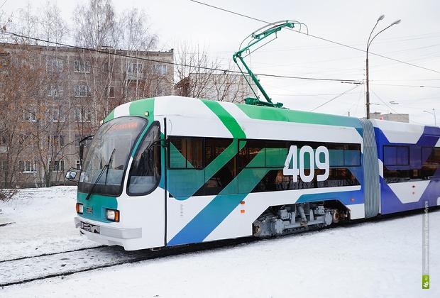 Городских чиновников попытаются уговорить купить низкопольный трамвай