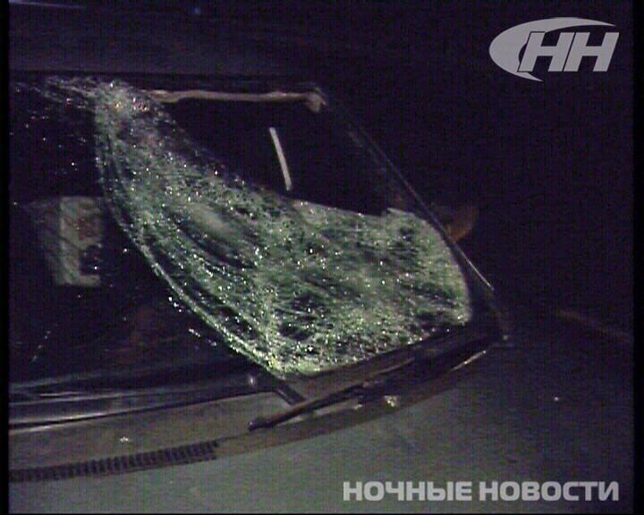 Вечером на Серовском тракте «одиннадцатая» сбила мужчину