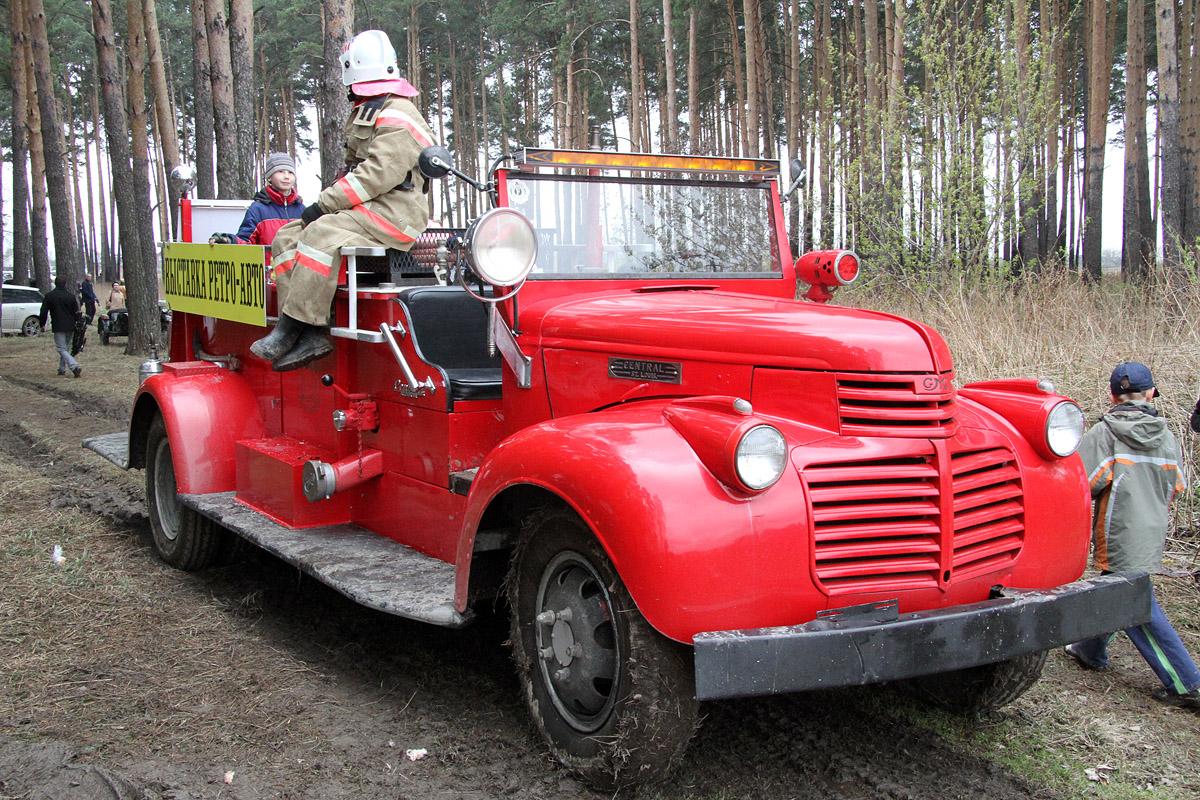 Сезон лесных пожаров в Свердловской области открыт