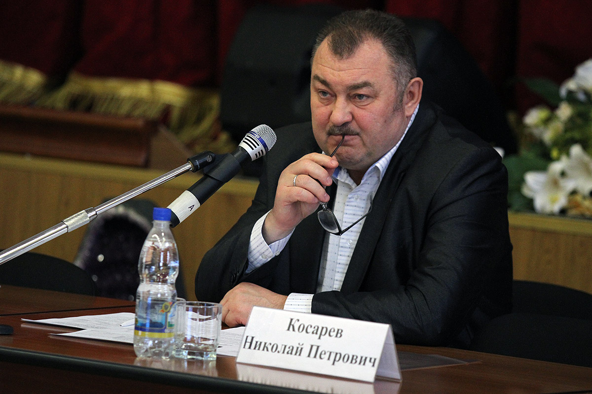 КПРФ VS ОНФ. Коммунисты обвинили вотчину Николая Косарева в нечестных закупках