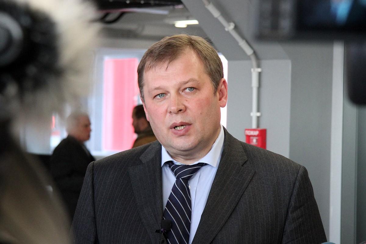 Губернатор убрал Александра Петрова из свердловского правительства